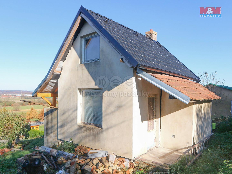 Prodej chaty, pozemek 402 m², Vysoké Mýto, Vinice
