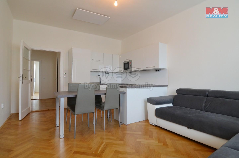 Prodej, byt 3+kk, 64 m², Brno, ul. Olomoucká