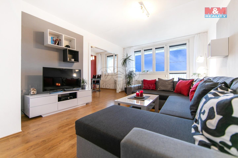Prodej bytu 3+1, 87 m², Praha, ul. Galandova