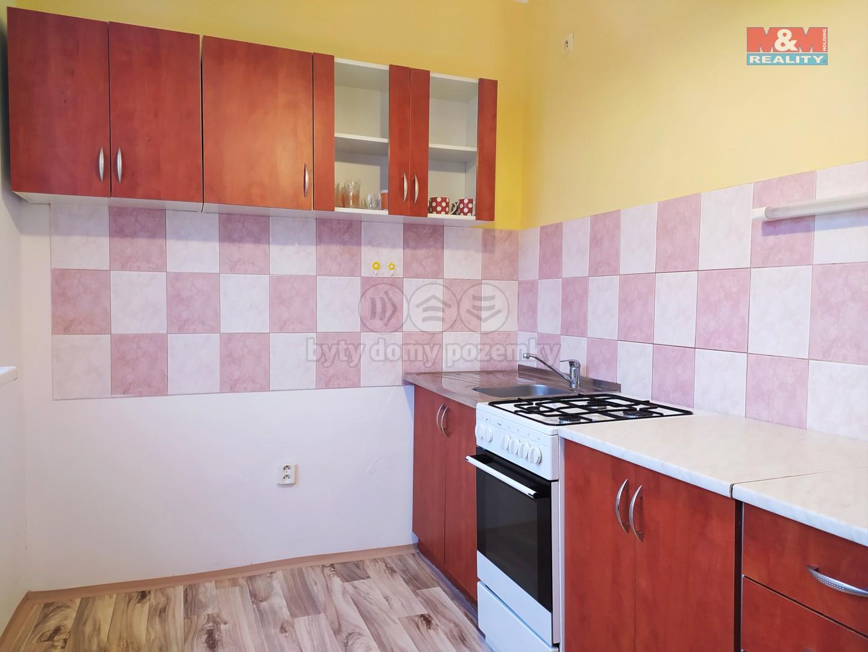 Pronájem bytu 2+1, 55 m², OV, Chomutov, ul. Zdeňka Štěpánka
