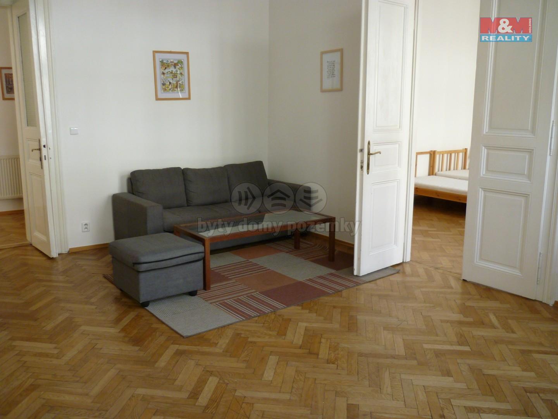 Pronájem bytu 4+1, 150 m², Praha, ul. Vinohradská