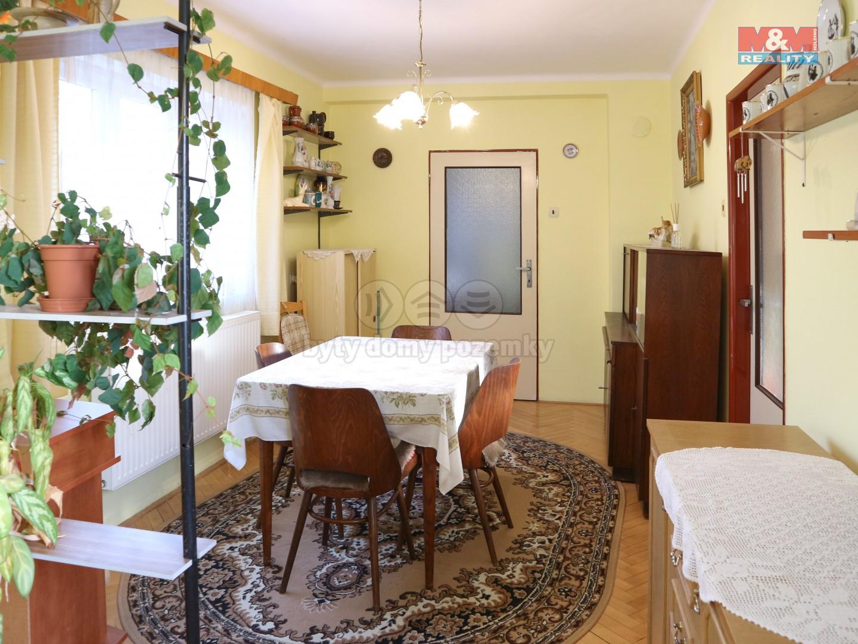 Prodej rodinného domu, pozemek 745 m², Litomyšl, ul. Lomená