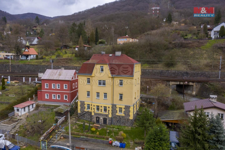 Prodej nájemního domu, 502 m², Ústí nad Labem, ul. U Viaduktu