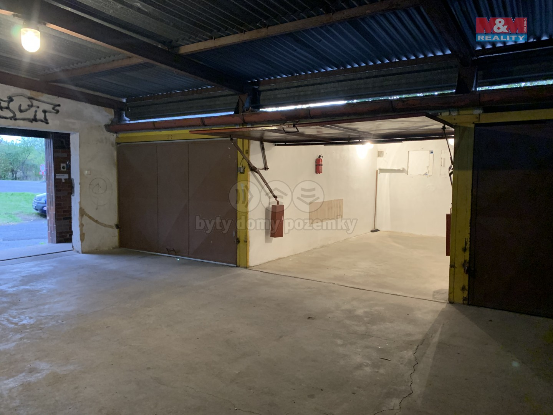 Prodej garáže, DV, 15 m2, Plzeň