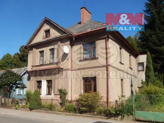 Prodej bytu 4+1, 120 m², Stará Paka, ul. Revoluční