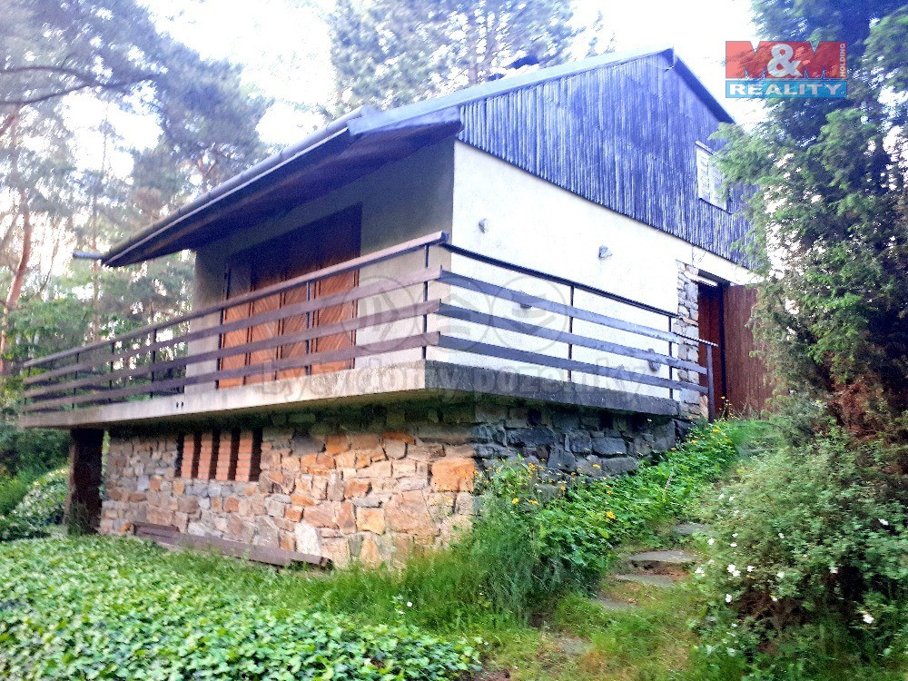 Prodej, chata 3+1, 593 m2, Níhov
