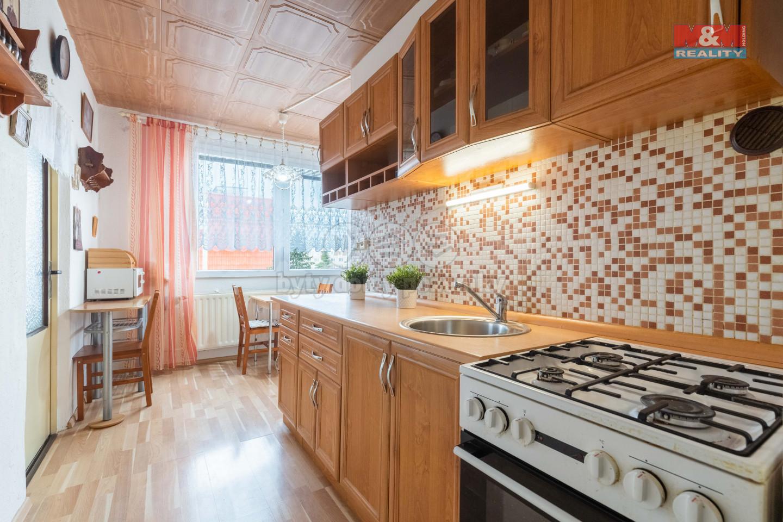 Prodej bytu 4+1, 85 m², Rokycany, ul. Boženy Němcové