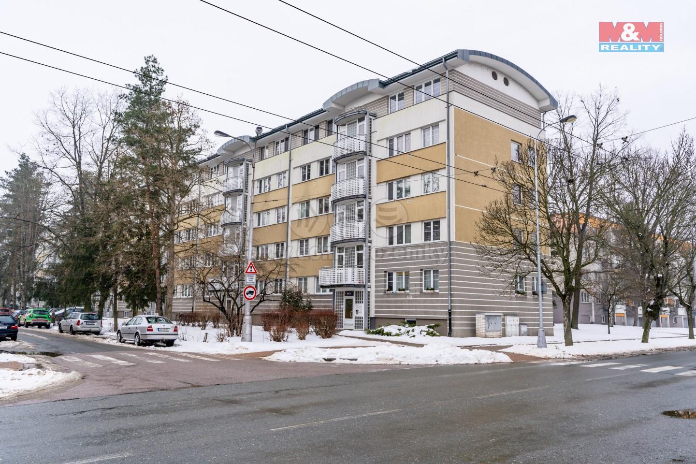 Prodej bytu 3+kk, 54 m², Hradec Králové, ul. Gagarinova