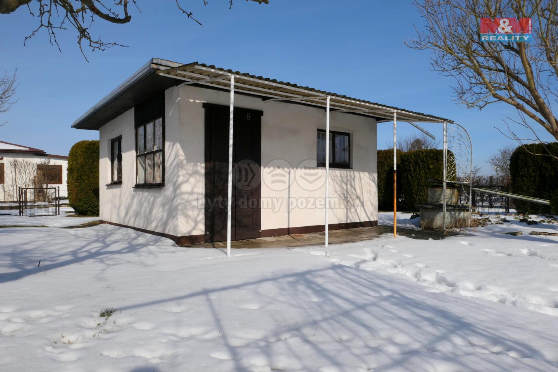 Prodej zahrady, 606 m², Hradec Králové, ul. Rozkvět míru I