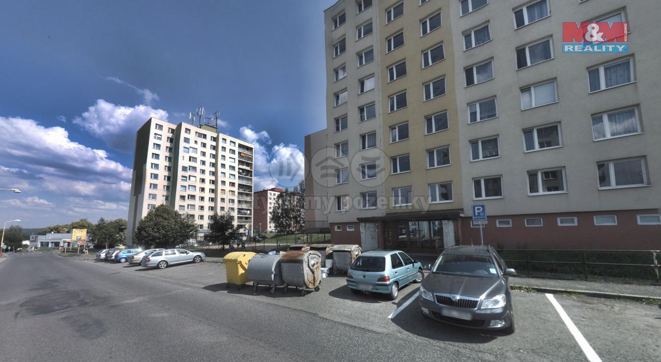 Pronájem bytu 2+kk, 45 m², Příbram, ul. Šachetní
