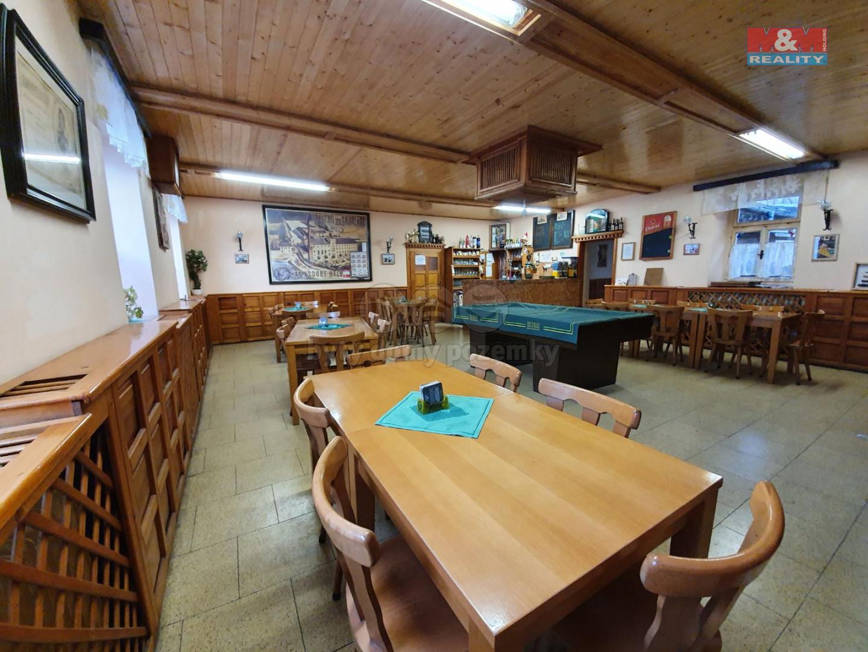 Pronájem restaurace, stravování, 120 m², Bystročice