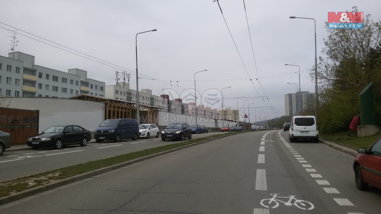 Prodej garáže, 17 m², Brno, ul. Petra Křivky