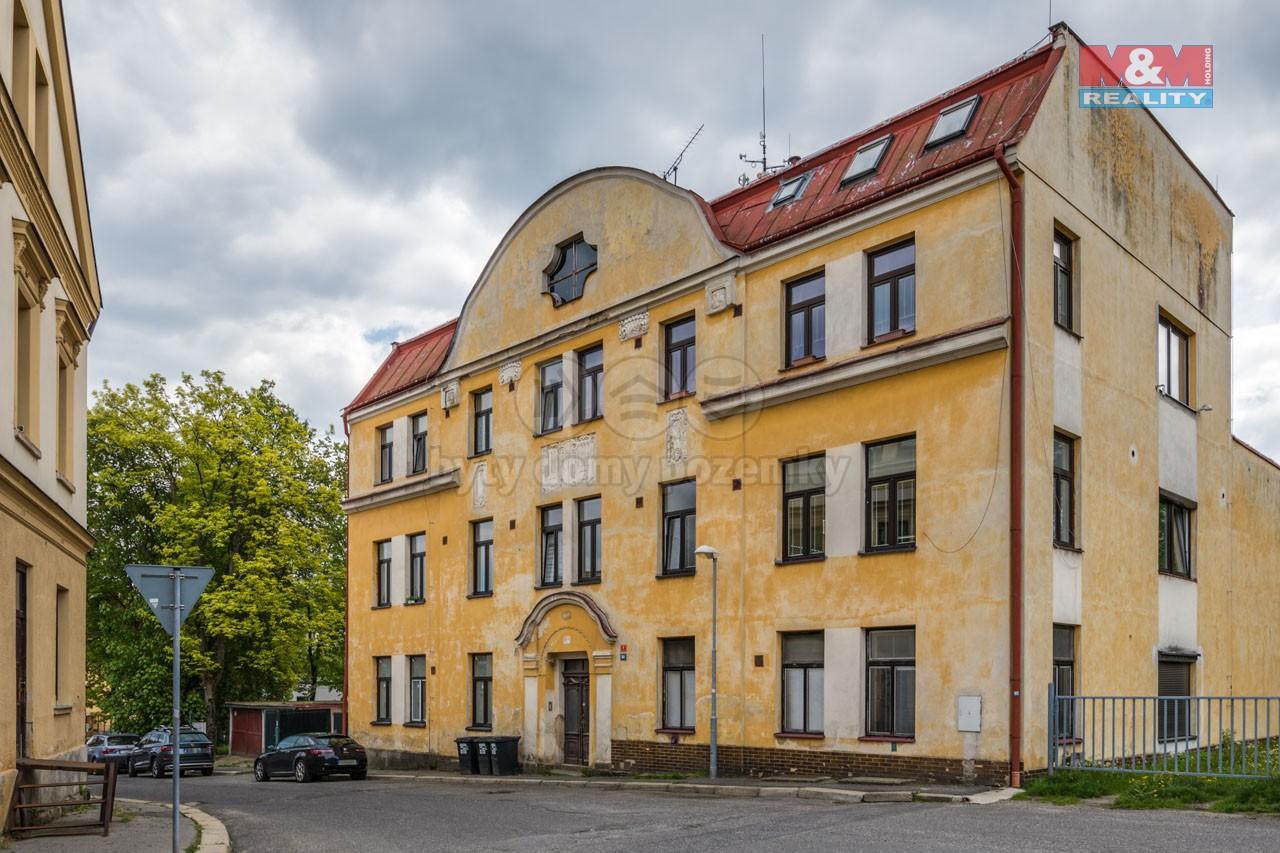 Prodej bytu 3+1, 100 m², Jablonec nad Nisou, ul. Hvězdná