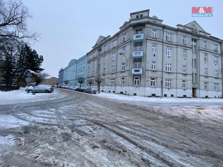 Prodej bytu 2+1, 55 m², Přerov, ul. nám. Svobody