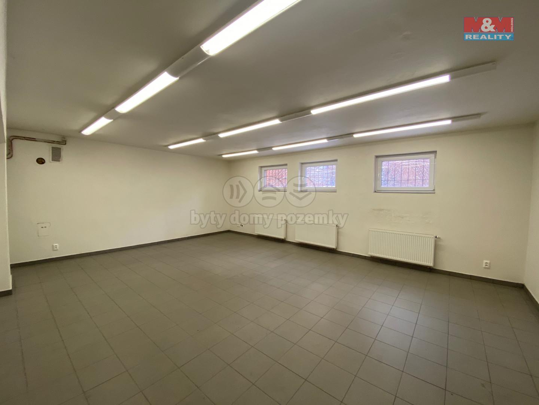 Pronájem kancelářského prostoru, 159 m², Ústí nad Orlicí