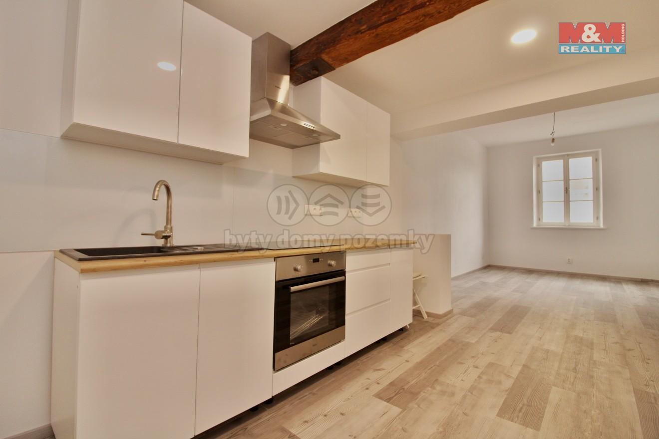Pronájem bytu 3+1, 100 m², Jablonné v Podještědí