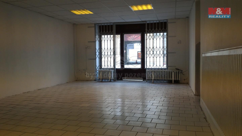 Pronájem obchod a služby, 93 m², Olomouc, ul. 1. máje