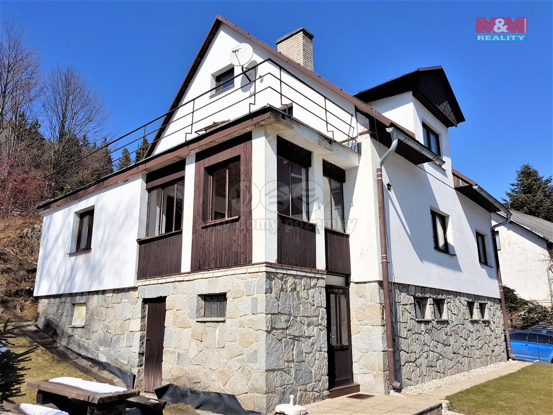 Prodej rodinného domu 7+2, 230 m², Karlova Studánka