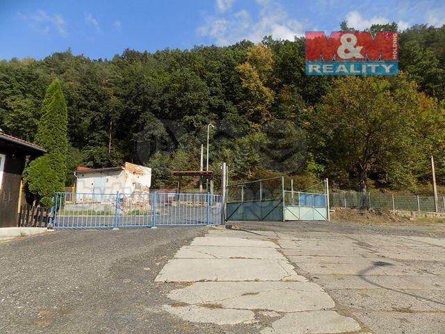 Pronájem, provozní plocha, 600 m2, ulice Teplická Děčín