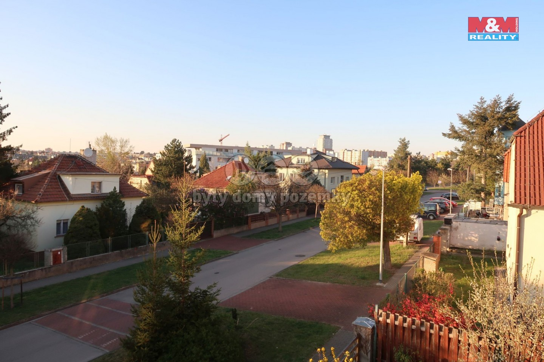 Pronájem, byt 3+1, 80 m², Praha, ul. Rozvodova