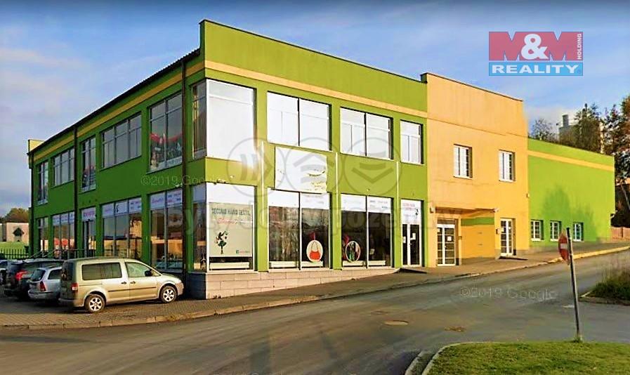 Pronájem kancelářských prost, 265 m², Vlašim, ul. Průmyslová