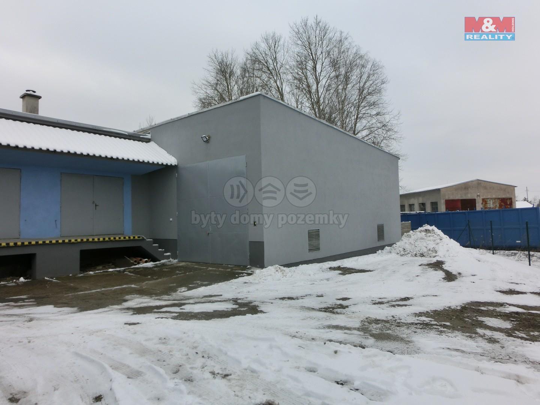 Pronájem výrobního objektu ve Veselí nad Lužnicí, Třída ČSL