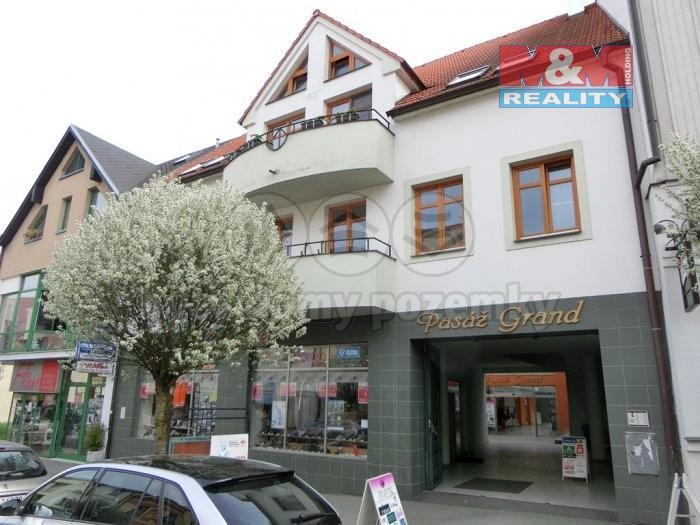 Pronájem obchod a služby, 19 m², Nymburk