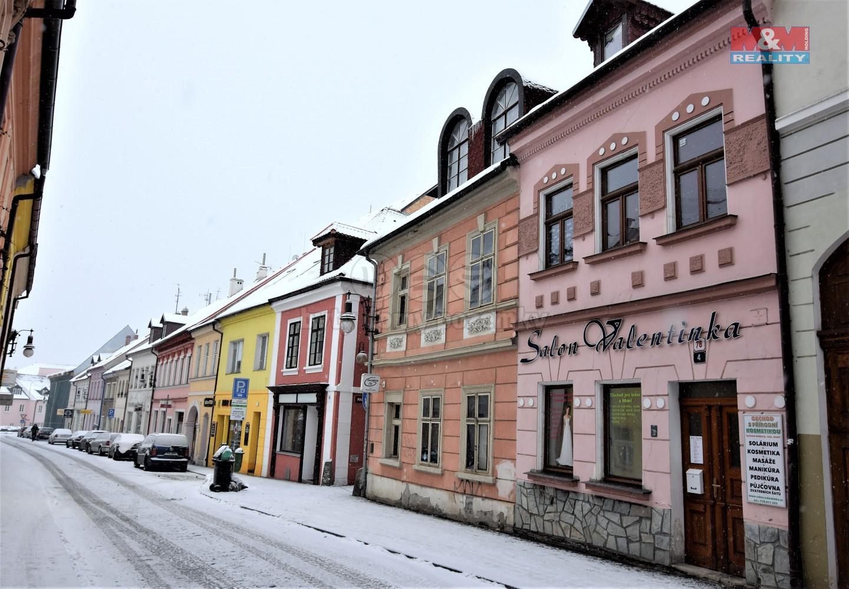 Pronájem provozní plochy, 215 m², Česká Lípa, ul. Zámecká
