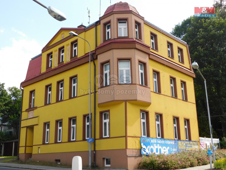 Pronájem bytu 4+kk, 117 m², Jablonec nad Nisou, ul. Pražská