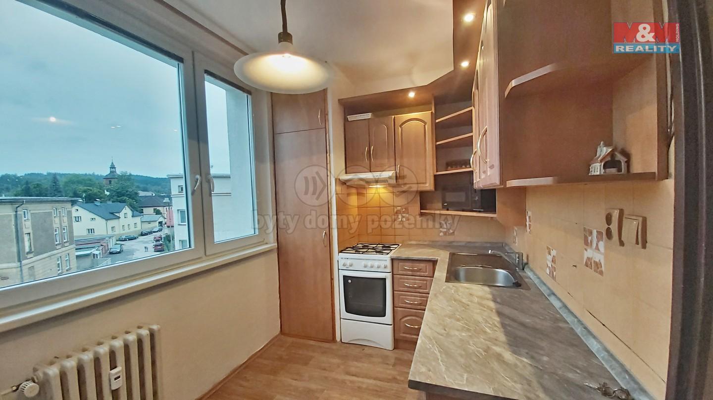 Pronájem bytu 1+1, Trutnov - Horní Staré Město