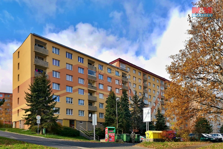 Podnájem bytu 2+1, 60 m², DV, Chomutov, ul. Skalková