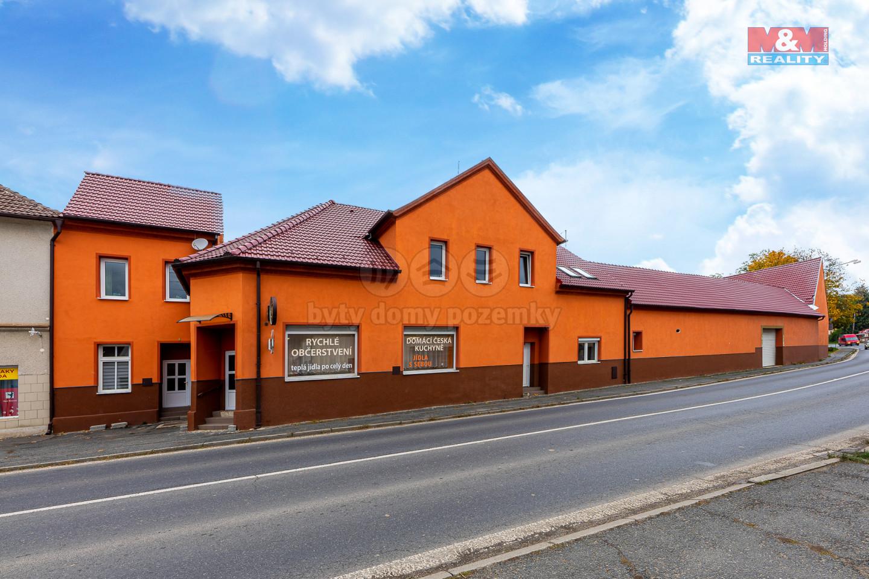 Prodej rodinného domu, 492 m², Holýšov, ul. Jiráskova třída
