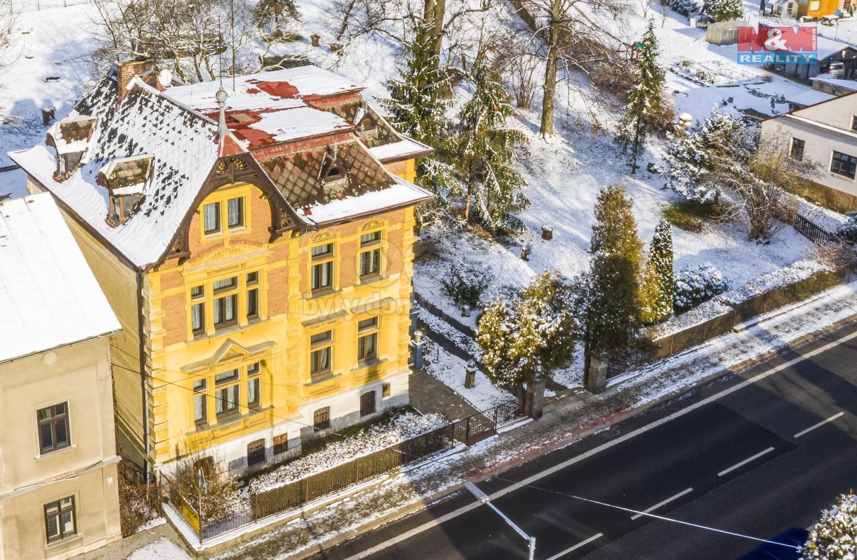 Pronájem bytu 1+kk, Česká Kamenice, ul. Dukelských hrdinů