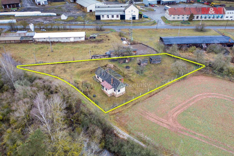Prodej pozemku k bydlení, 1620 m², Mladotice
