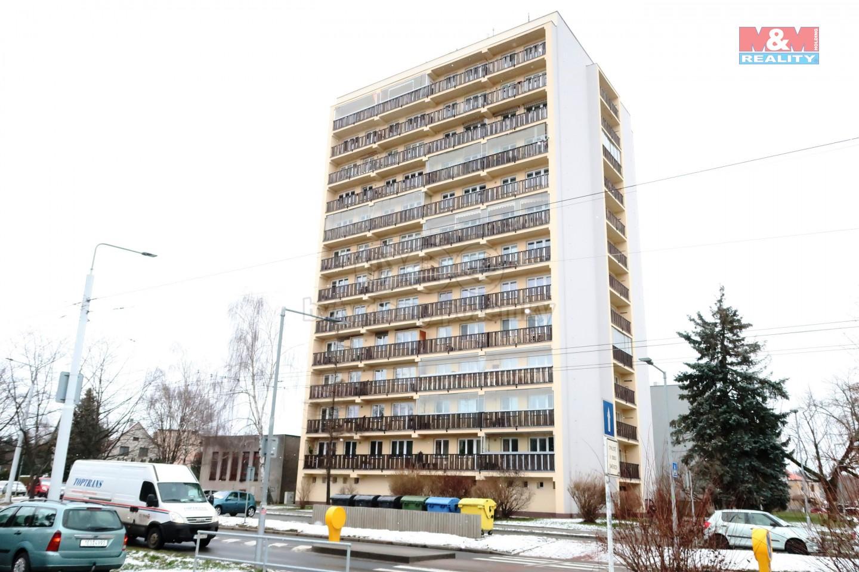 Pronájem bytu 3+1, 85 m2, Pardubice - Na Drážce