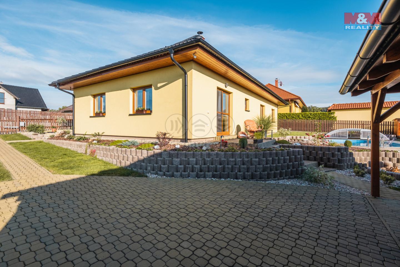 Prodej rodinného domu, Načeradec, ul. Vinohrad