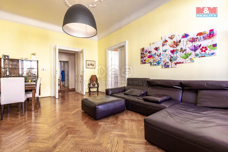 Prodej, byt 4+1, 116 m2, Praha - Staré Město