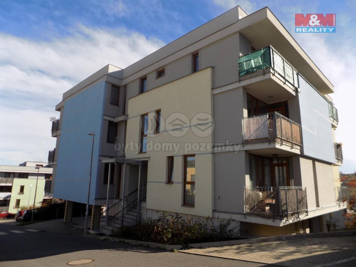 Pronájem bytu 2+kk, 52 m², Králův Dvůr, ul. Na Horizontu