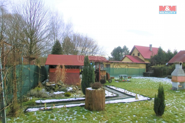 Prodej chatky se zahradou v Karviné, ul. Dětmarovická