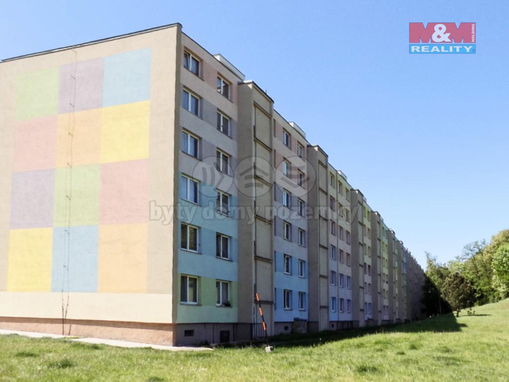 Pronájem bytu 3+1, 64 m², DV, Klášterec n/O, ul. Na Vyhlídce