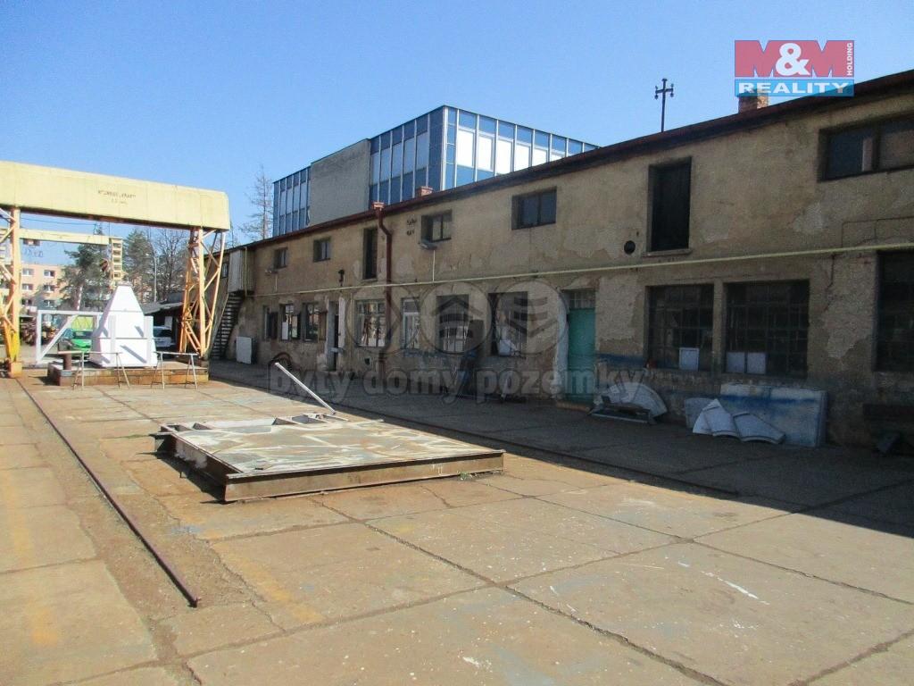 Prodej, obchodní prostory, 2373 m2, Prostějov