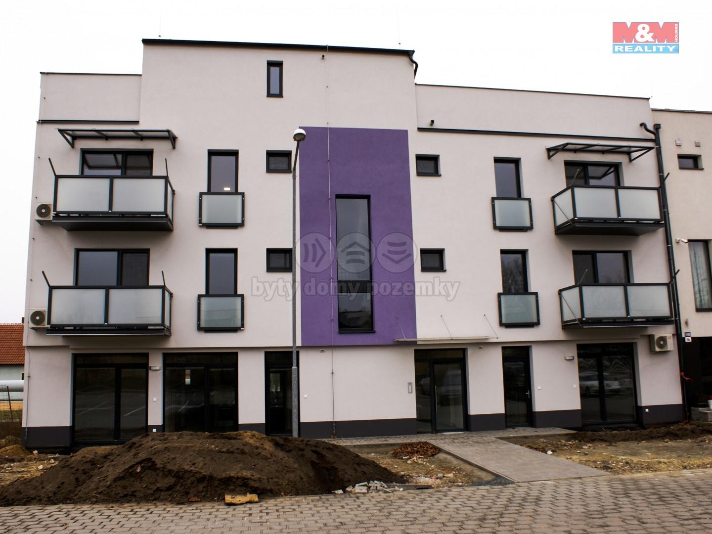 Pronájem bytu 1+kk, 48 m², Hodonín, ul. Žižkova
