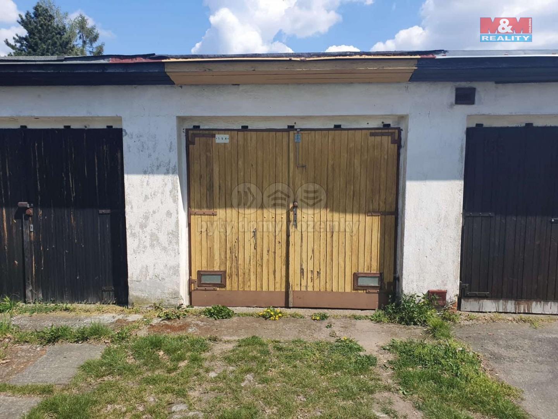 Prodej, garáž, 20 m², Otrokovice, ul. Moravní