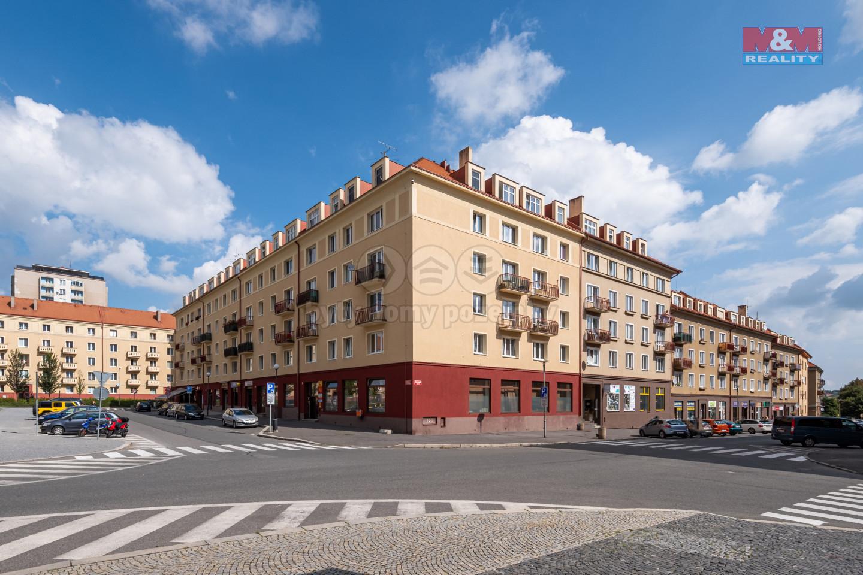Prodej bytu 3+1, 78 m², Příbram, ul. náměstí 17. listopadu