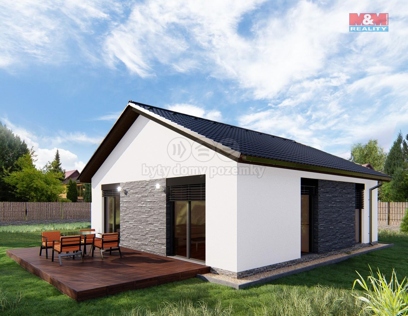 Prodej, rodinný dům 3+kk, 1312 m², Zbelítov