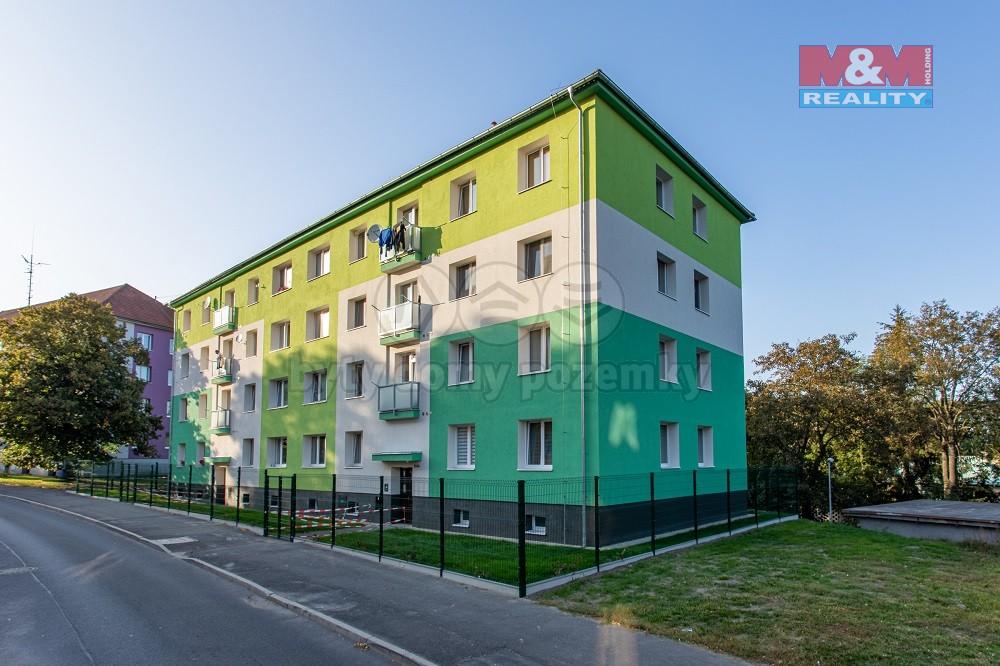 Prodej bytu 3+1, 63 m², Sokolov, ul. Heyrovského