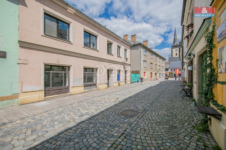 Prodej nájemního domu, 199 m², Mohelnice, ul. Olomoucká
