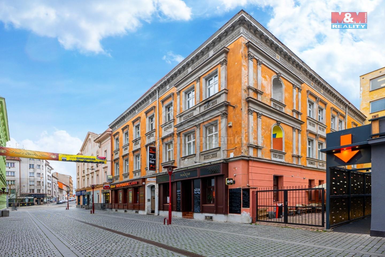 Pronájem, restaurace, stravování, Plzeň, ul. Martinská