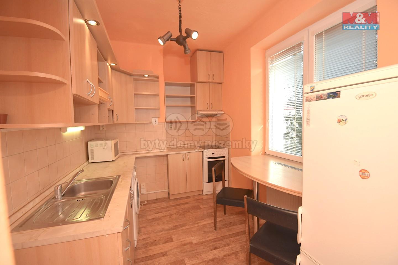 Pronájem bytu 2+1, 55 m², Rychnov nad Kněžnou, ul. Jiráskova