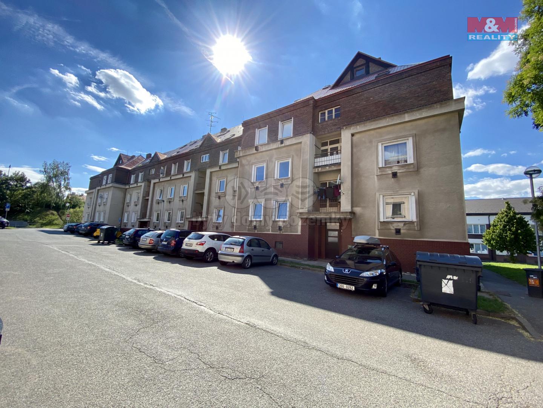 Prodej, byt 1+1, OV, 42 m2, Rakovník, ul. Vrchlického nám.